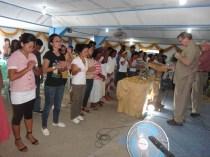Bangonay Altar Call