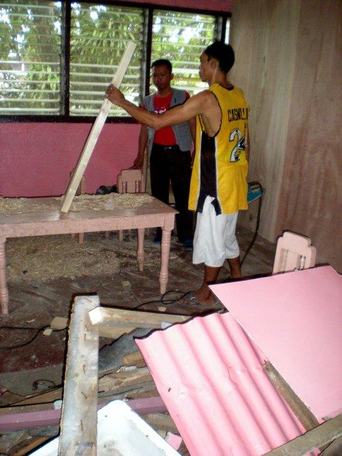 School Reconstruction - April 2013 (2)