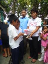 Children Receiving Supplies (2)