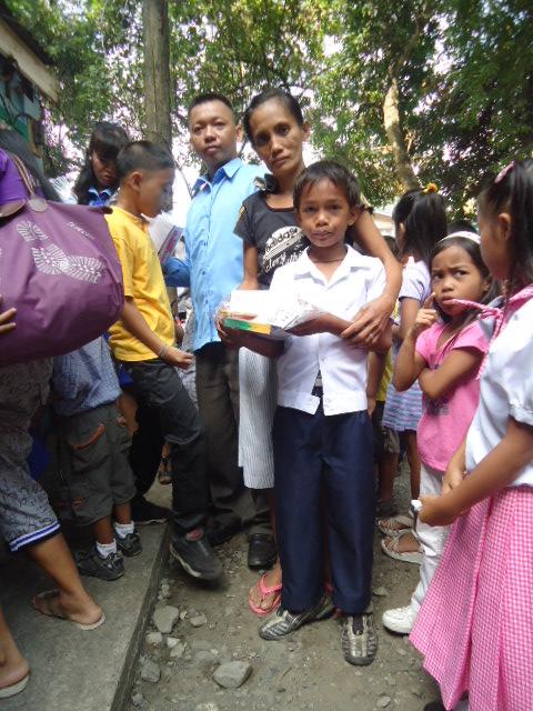 Children Receiving Supplies (3)