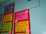 Grade 3 - Room Policy (1)