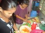 Feeding after the Program(1)