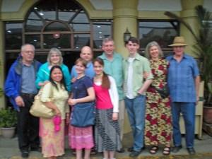 The Team @ Karaga Hotel1