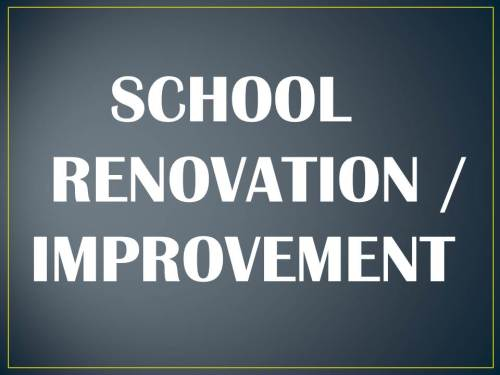2016 School Renovation (1)