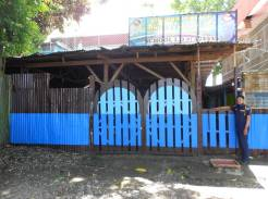 School Entrance AFTER