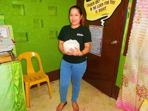 Rice Distribution 5